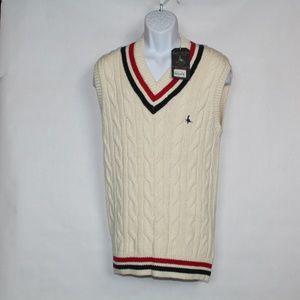 dd4758e2dd3 Jack Wills Carver Cricket Tank Sweater VestXL NWT